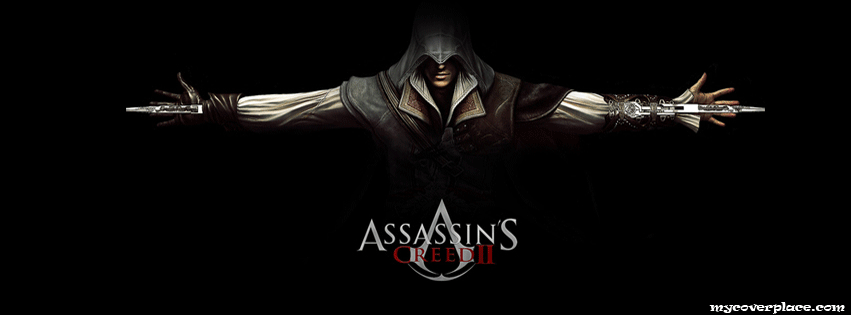 Assassins Creed II Facebook Cover