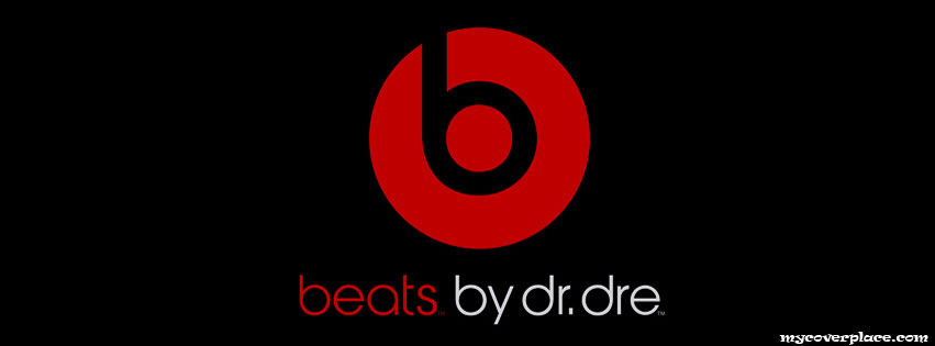 Beats by Dr.Dre Facebook Cover