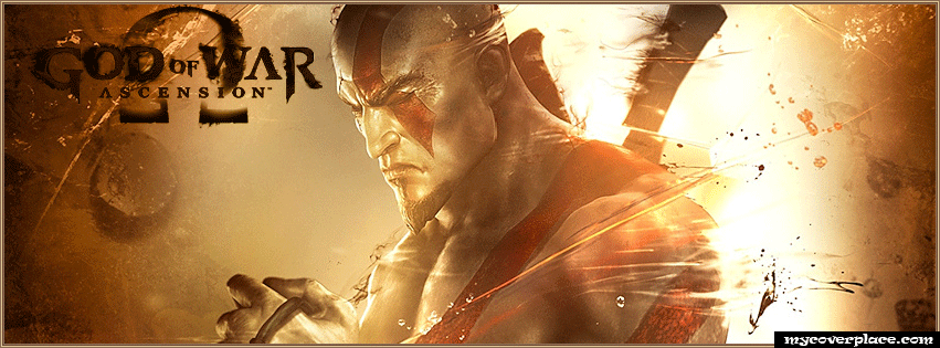 God of War Ascension Facebook Cover