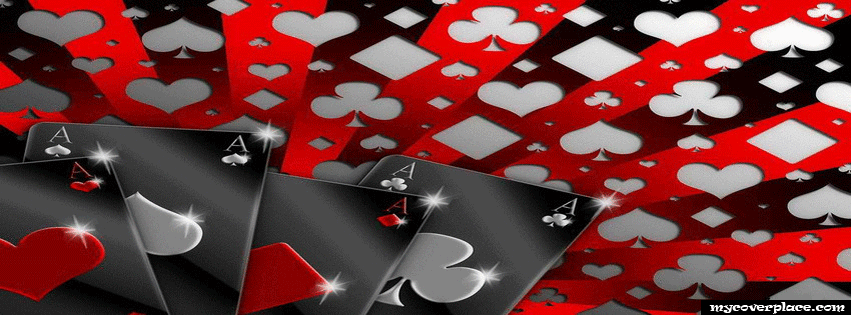 Four Aces Facebook Cover