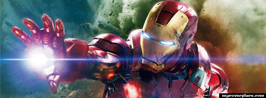 Ironman Facebook Cover