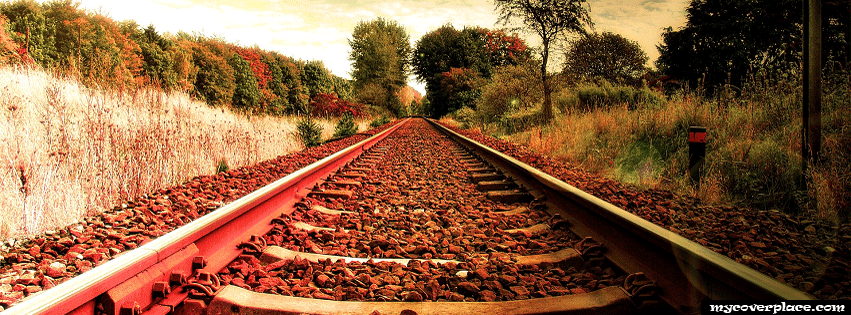 Railroads Facebook Cover