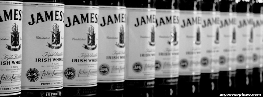 Jameson Irish Whiskey Facebook Cover