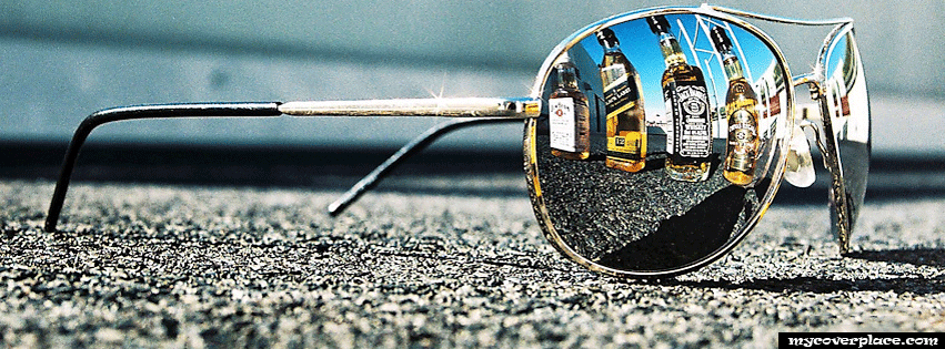 Sunglass Facebook Cover