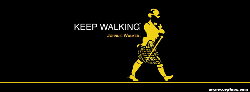 Keep walking Facebook Cover