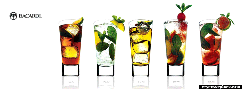 Bacardi Facebook Cover