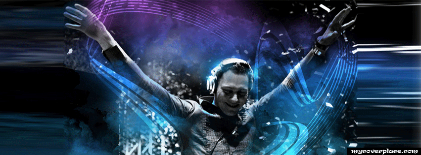 DJ Tiesto Facebook Cover