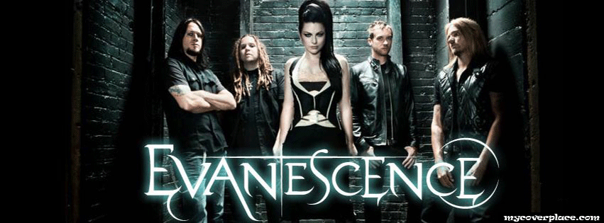 Evanescence Facebook Cover
