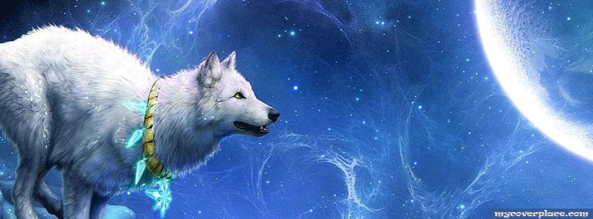 Wolf Facebook Cover
