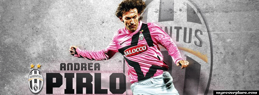 Andrea Pirlo Facebook Cover