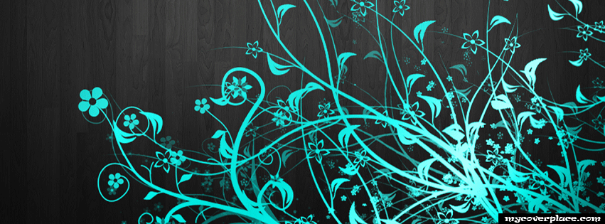 Abstract pattern Facebook Cover