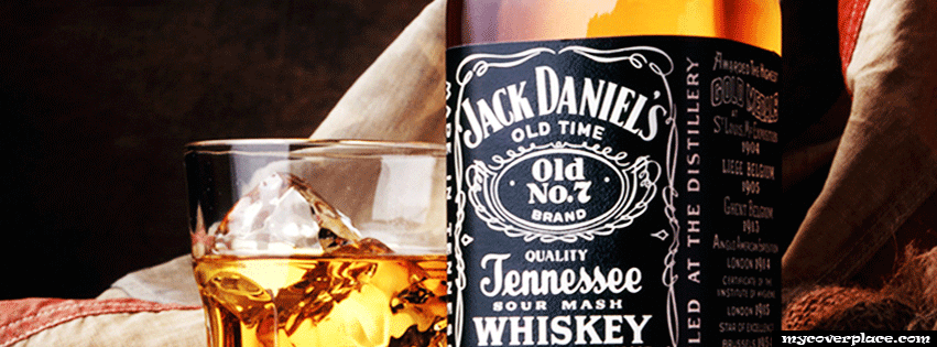 Jack Daniels Whiskey Facebook Cover