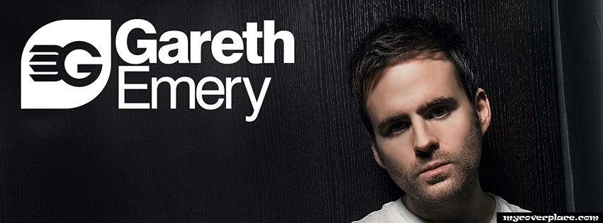 Gareth Emery Facebook Cover