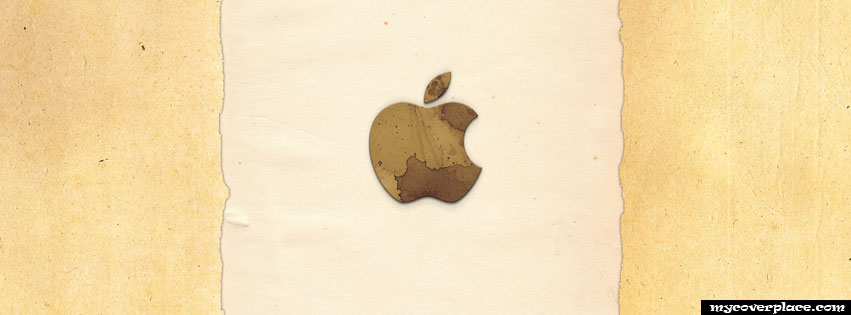 Apple Logo Facebook Cover