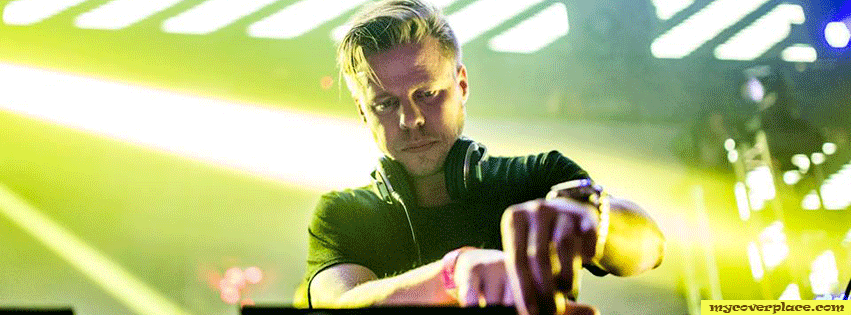 Ferry Corsten Facebook Cover
