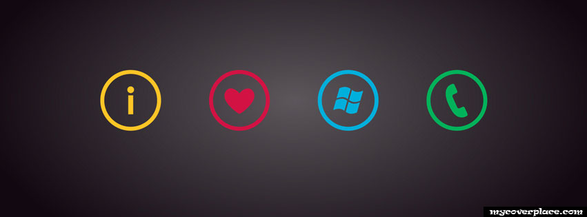 I Love Windows Phone Facebook Cover