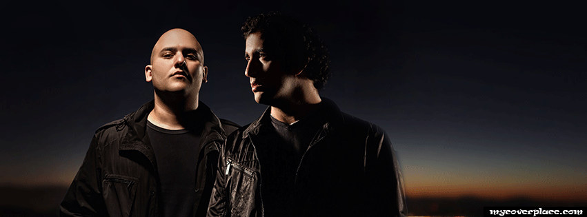 Aly and Fila Facebook Cover