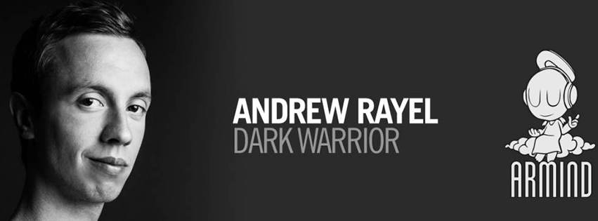Andrew Rayel Dark Warrior Facebook Cover