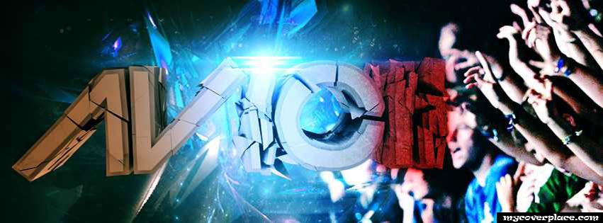 Avicii logo Facebook Cover