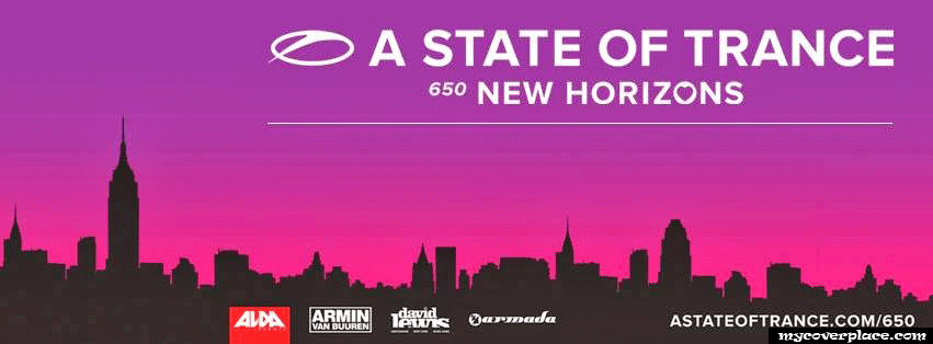 A state of trance 650 new horizons Facebook Cover