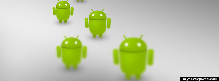 Android Logo Facebook Cover