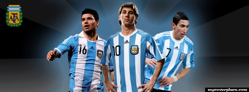 Argentina national football team Facebook Cover