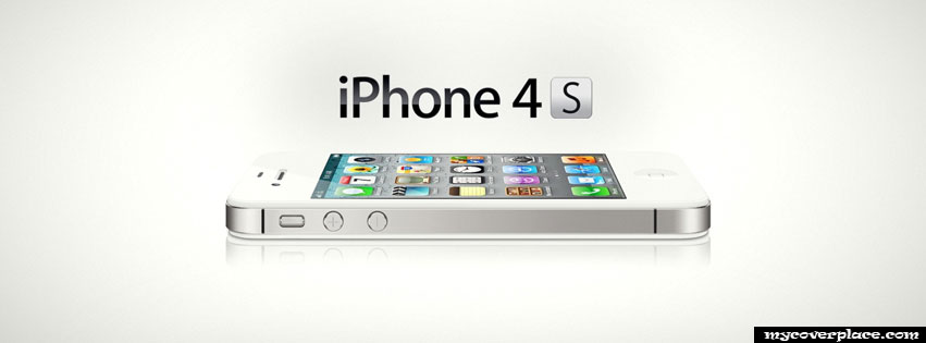 iPhone 4S Facebook Cover