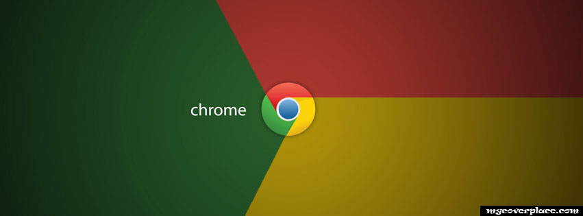 Google Chrome Logo Facebook Cover