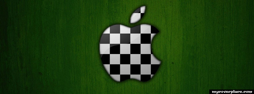 Chess Apple Logo Facebook Cover