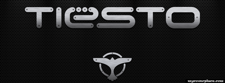 Tiesto Logo Facebook Cover