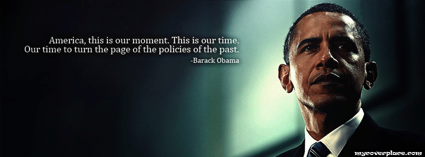 Barack Obama Facebook Cover