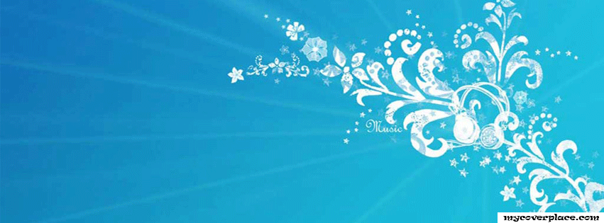 Abstract Music Facebook Cover