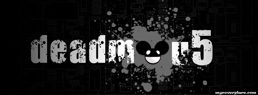 Deadmou5 Facebook Cover