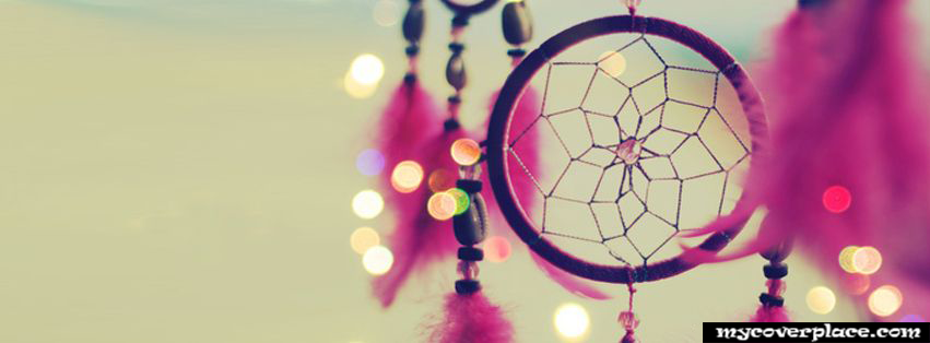 Dream catcher Facebook Cover