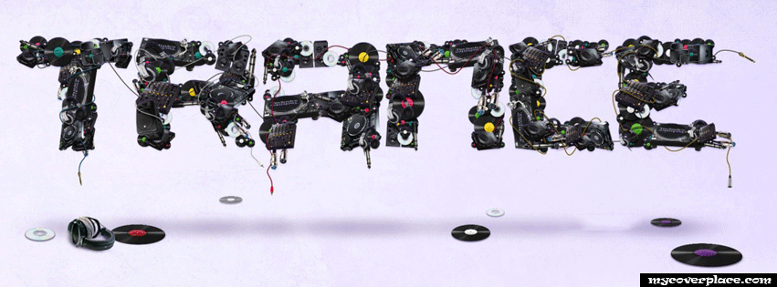 Trance music Facebook Cover